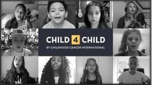 Cancion ninos con cancer child4child